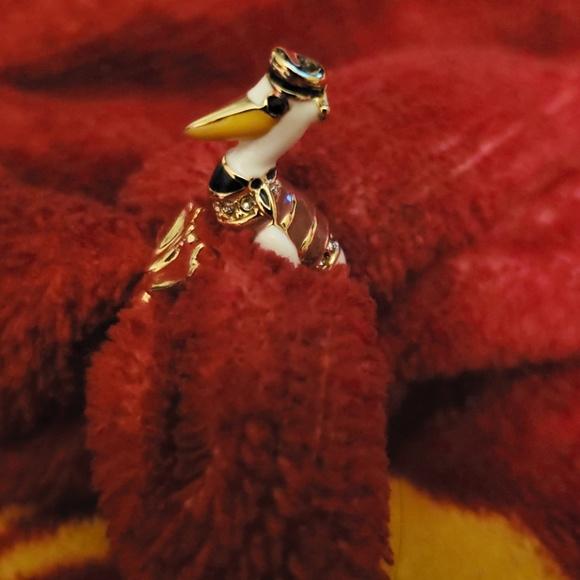 kate spade Jewelry - Kate Spade Pelican Bird Ring Size 7